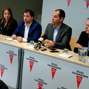 """Aguado: """"La solución para la Cañada Real tiene que ser unánime y en Ciudadanos la voluntad política es total"""""""