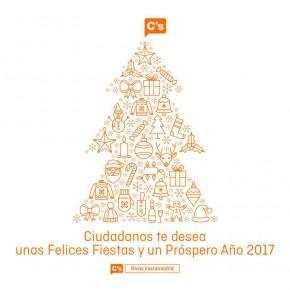 Feliz 2017 lleno de retos y oportunidades para Rivas-Vaciamadrid