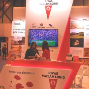Rivas Vaciamadrid en Fitur 2018