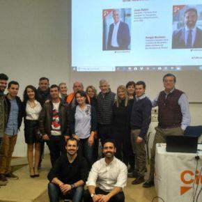 Ciudadanos (Cs) Rivas celebra un acto enfocado en la búsqueda de soluciones al transporte