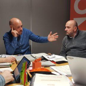Ciudadanos (Cs) Rivas propone que el Ayuntamiento se sume a la Red de Ciudades Amigables con las Personas Mayores