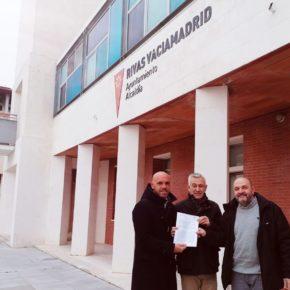 Ciudadanos (Cs) Rivas exige al Ayuntamiento que inste al Ministerio de Fomento para que construya el acceso a la M-50