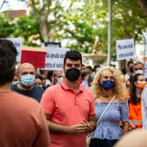 Ciudadanos (Cs) Rivas propone la implantación de un plan local de salud mental y prevención de suicidio