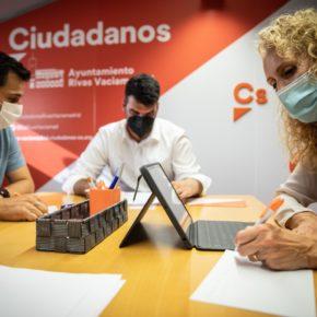Ciudadanos (Cs) Rivas preguntará sobre las medidas tomadas para evitar inundaciones en el municipio